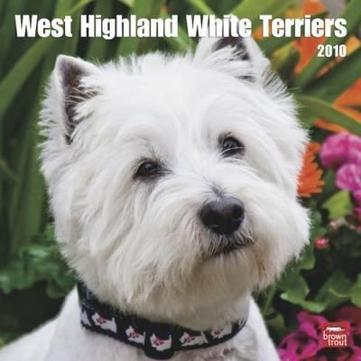 West Highland White Terriers 2010 Wall