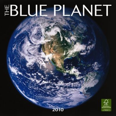Blue Planet, the 2010 Wall