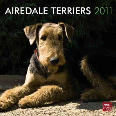 Airedale Terriers 2011