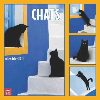 Chats 2011 Calendrier