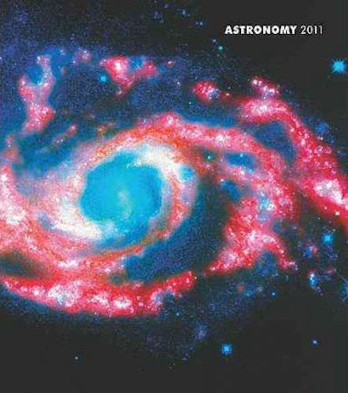 Astronomy 2011 Monthly Personal Planner