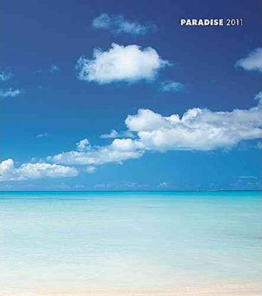 Paradise 2011 Monthly Personal Planner
