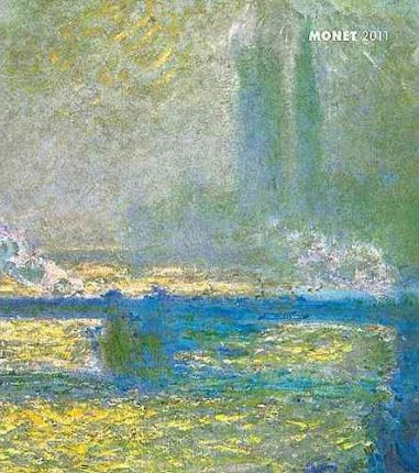 Monet, Claude 2011 Monthly Personal Planner