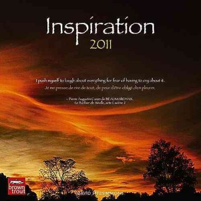 Inspiration (French) 2011 Calendar
