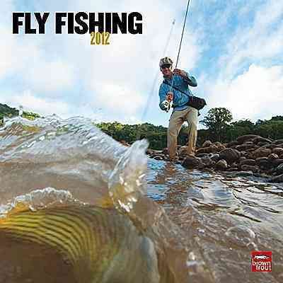 Flyfishing 2012 Wall Calendar