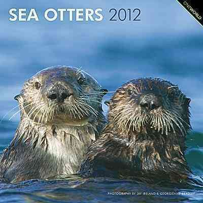Sea Otters 2012 Wall Calendar