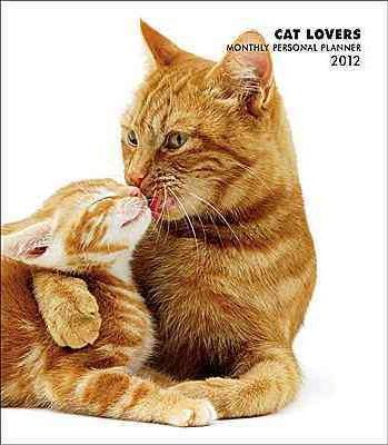 Cat Lovers 2012 Personal Planner