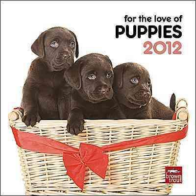 For the Love of Puppies 2012 Mini Calendar