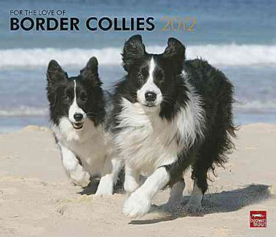 For the Love of Border Collies 2012 Calendar