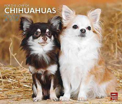 For the Love of Chihuahuas 2012 Calendar