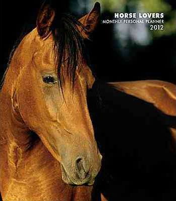 Horses 2012 Personal Planner