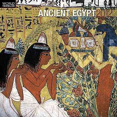 Ancient Egypt 2012 Wall Calendar