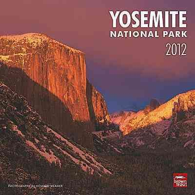 Yosemite National Park 2012 Calendar