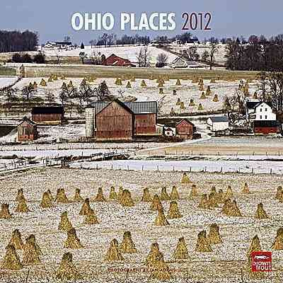 Ohio Places 2012 Calendar