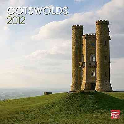 The Cotswolds 2012 Wall Calendar