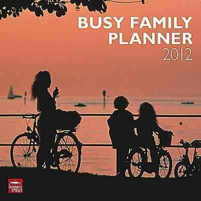 Busy Family Planner 2012 Wall Calendar