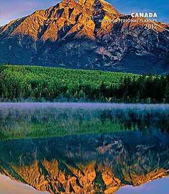 Canada 2012 Personal Planner
