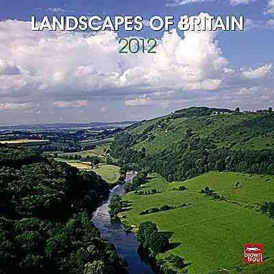 Landscapes of Britain 2012 Wall Calendar