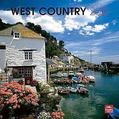 West Country 2012 Wall Calendar