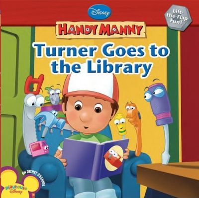Turner Goes to the Library