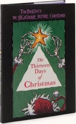 Nightmare Before Christmas: The 13 Days of Christmas : Steven ...