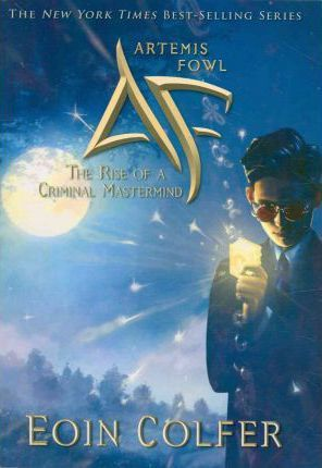 Artemis Fowl 3-Book Boxed Set