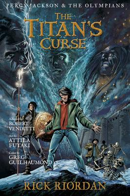The Titan's Curse Cover Image