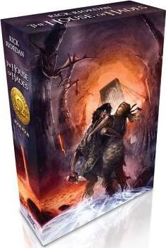 Heroes of Olympus, The, Book Four the House of Hades (Special Limited Edition)