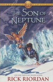 Heroes of Olympus, The, Book Two: The Son of Neptune (2nd International Edition)