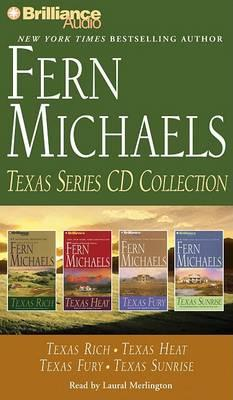 Fern Michaels Texas Series CD Collection  Texas Rich, Texas Heat, Texas Fury, Texas Sunrise