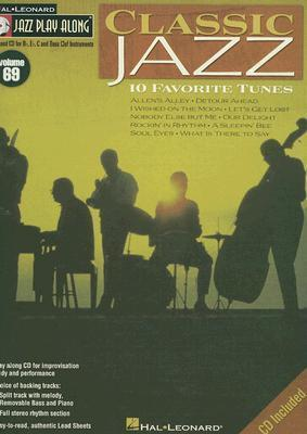 Jazz Play-Along Volume 69  Classic Jazz (Book And CD)