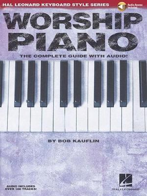 HAL LEONARD KEYBOARD STYLE SERIES WORSHIP PIANO BOOK/AUDIO ONLINE