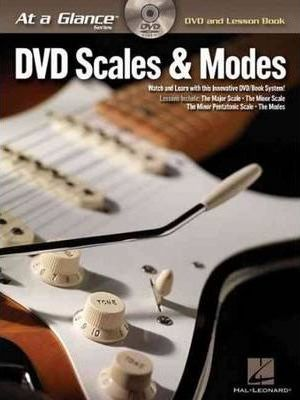 At A Glance Guitar - Scales And Modes : Chad Johnson : 9781423433088