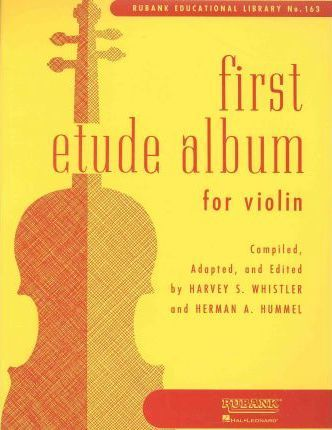 Image result for First Etude Album for Violin