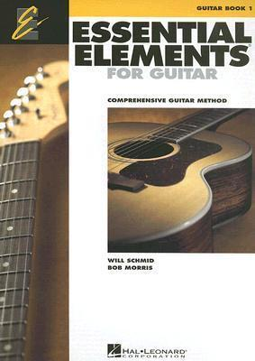 Essential Elements For Guitar - Book 1 (Book/Online Audio)