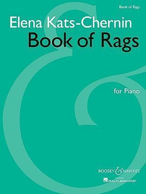 Book of Rags : For Piano