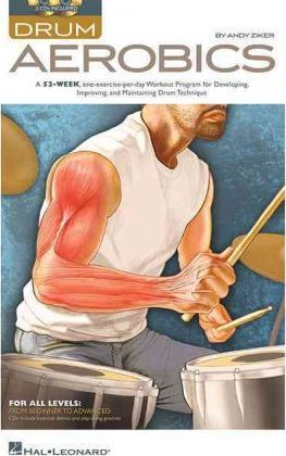 Andy Ziker : Drum Aerobics (Book/Online Audio) – Andy Ziker