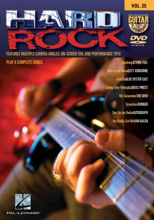 Guitar Play-Along DVD Volume 25