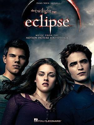 The Twilight Saga - Eclipse Soundtrack (PVG)