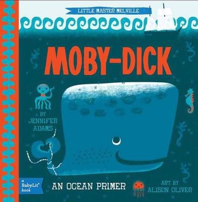 Little Master Melville: Moby-Dick