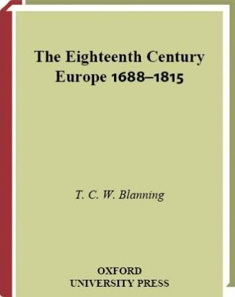 The Short Oxford History of Europe