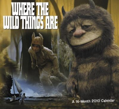 Where the Wild Things Are 2010 Calendar