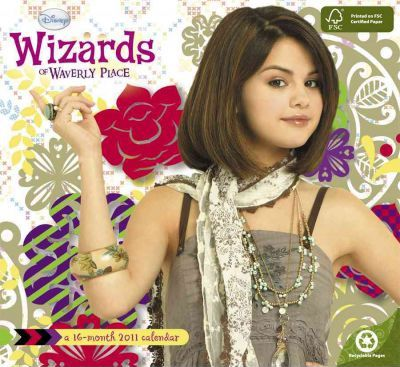 Wizards of Waverly Place 2011 Calendar