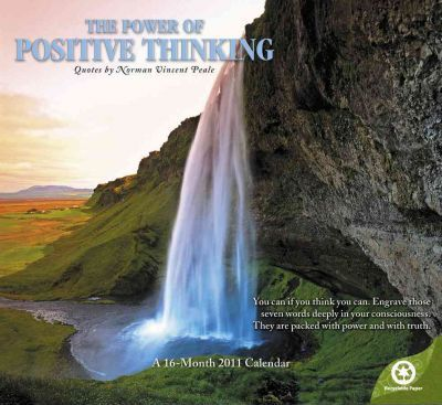 The Power of Positive Thinking 2011 Calendar