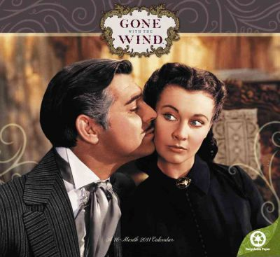 Gone With the Wind 2011 Calendar