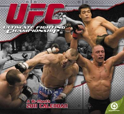 Ultimate Fighting Championship 2011 Calendar