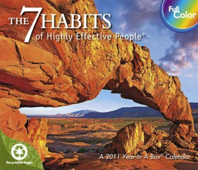 The 7 Habits of Highly Effective People 2011 Calendar