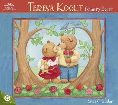 Country Bears 2011 Calendar