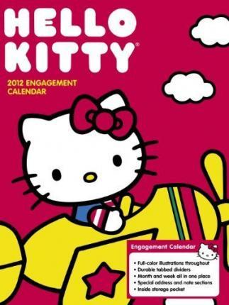 Hello Kitty 2012 Calendar