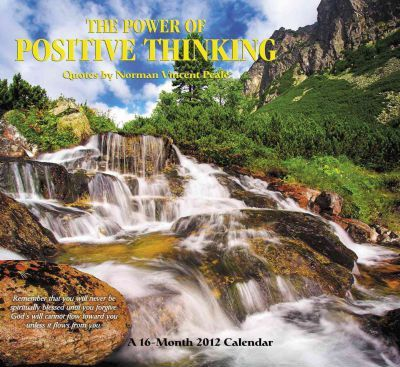 The Power of Positive Thinking 2012 Calendar